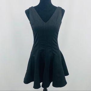 Greylin Sleeveless V Neck Mini Dress